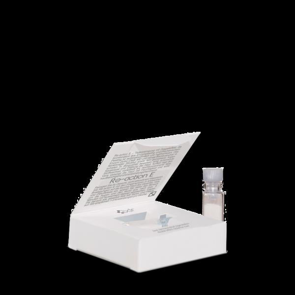 Re-action E - Enzymatic & mechanical peeling